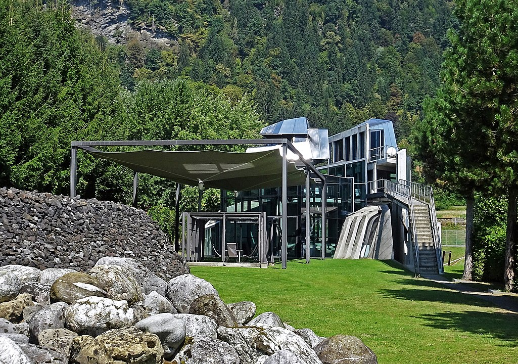 Casa de piedra (Steinhaus)