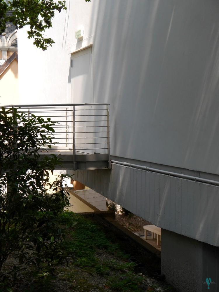 Restauración del pabellón japonés de la Bienal de Venecia