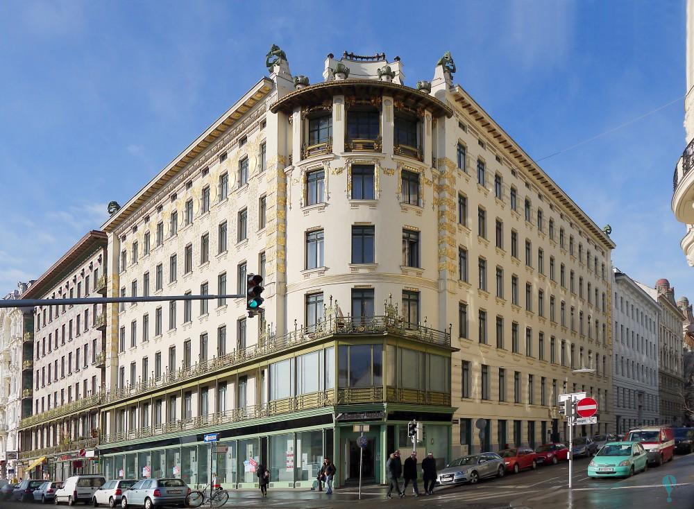 Edificio de viviendas en Linke Wienzeile 38