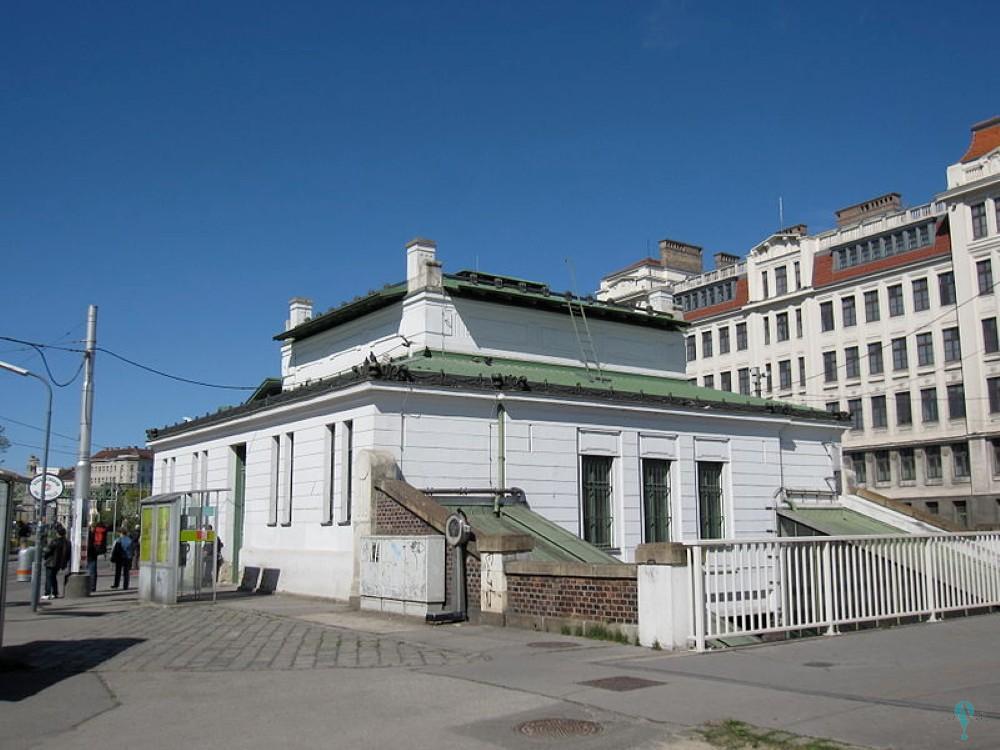 Estación de metro Margaretengürtel