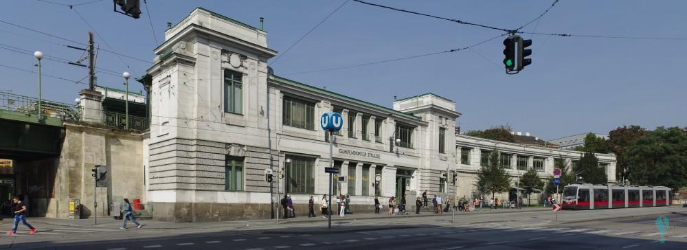 Estación Gumpendorfer Straße