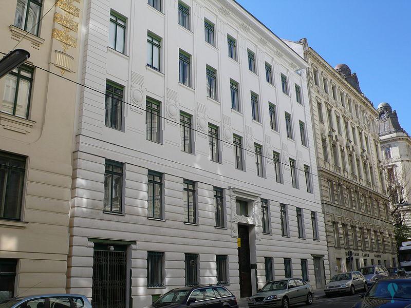 Edificio en Köstlergasse 3
