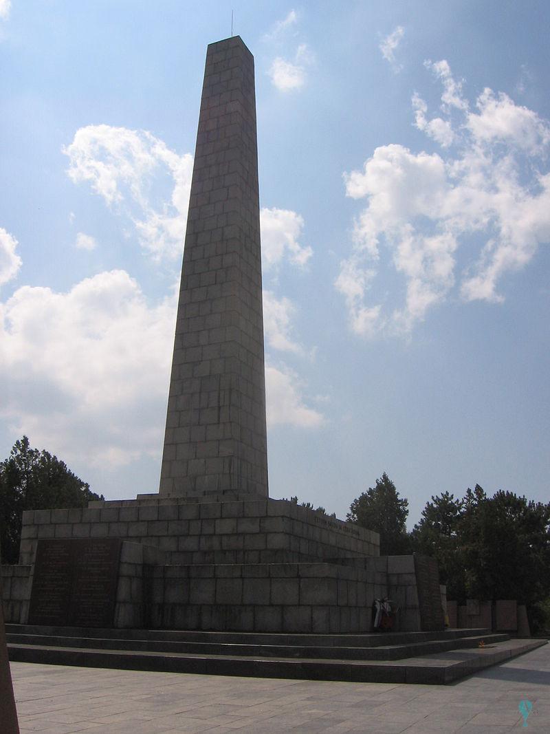 Monumento a la Gloria de los Soviéticos en Sapun-gora