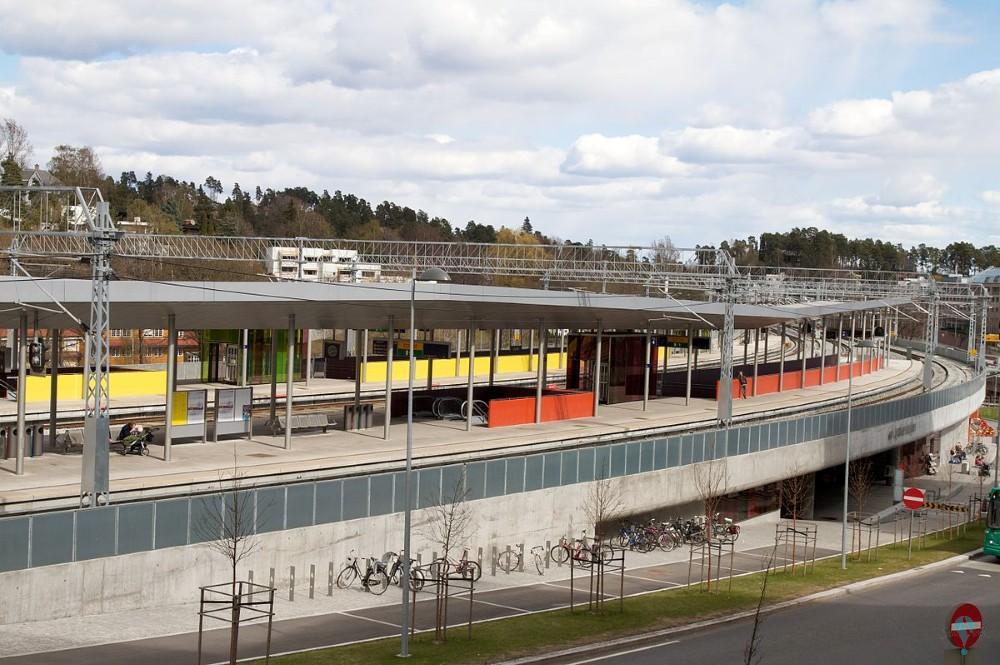 Estación Lysaker