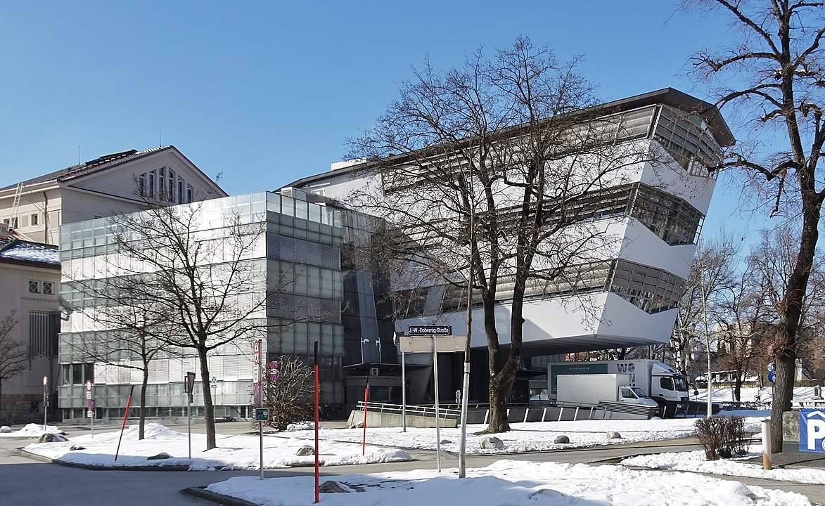 Teatro municipal en Klagenfurt