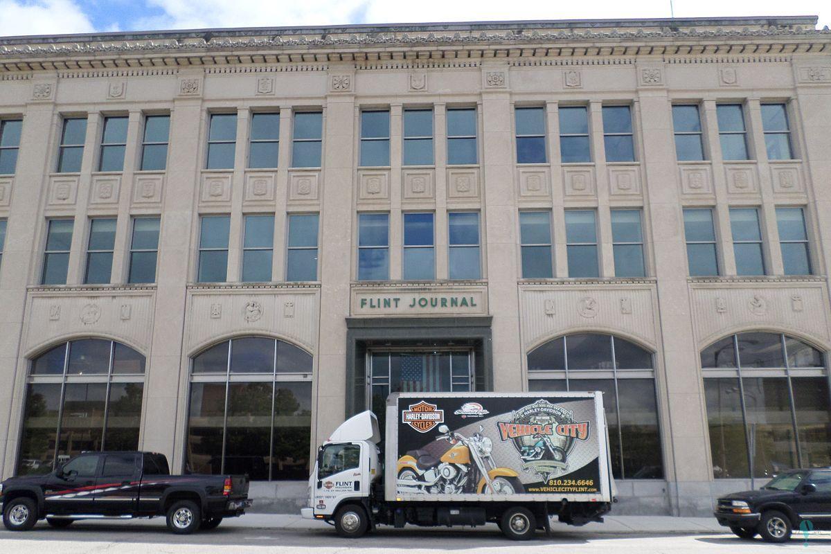 Edificio del Periódico Flint