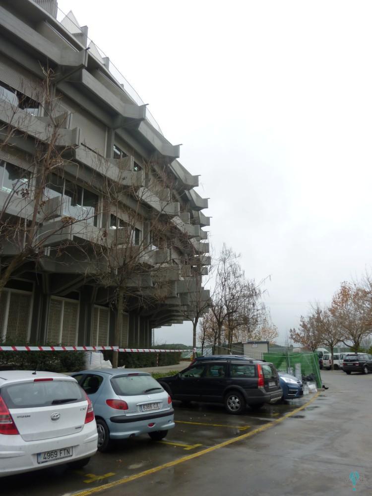 Centro de Restauraciones (Sede del Instituto del Patrimonio Cultural de España)