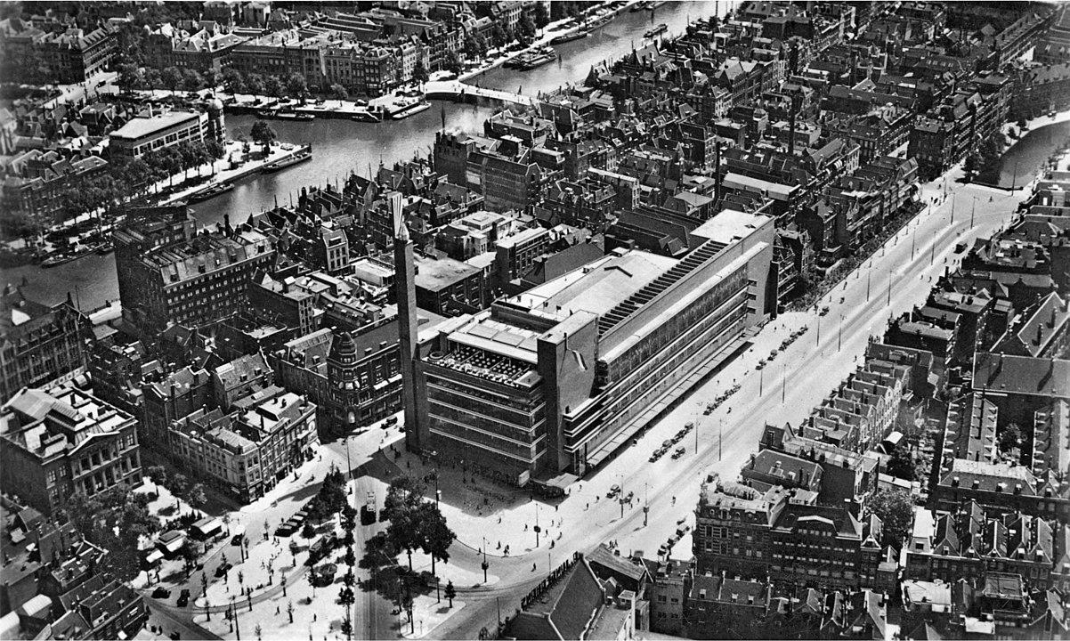 Edificio Bijenkorf