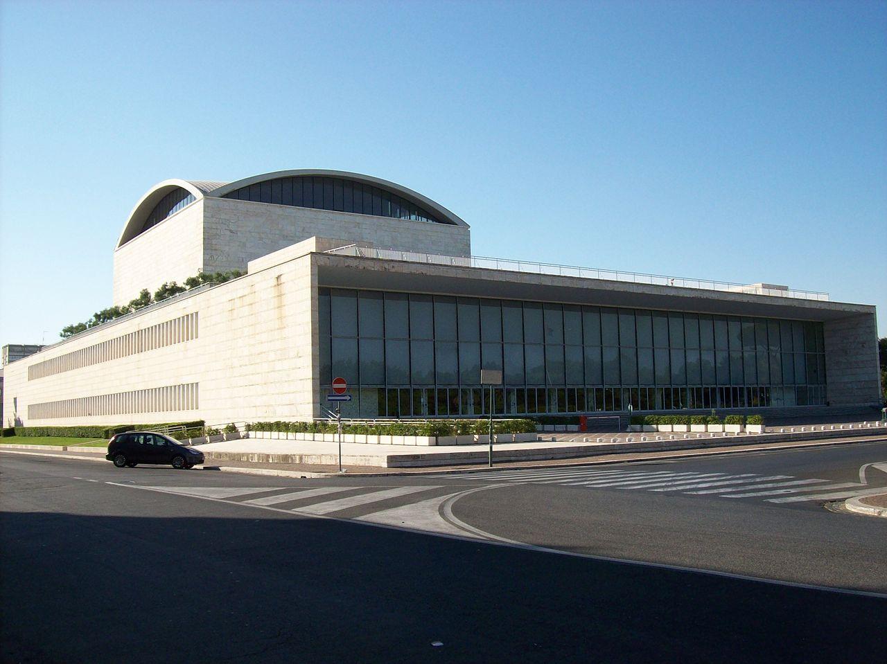 Palacio de Congresos de E42