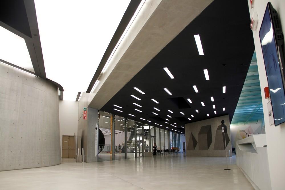 MAXXI: Museo Nacional del arte del siglo XXI