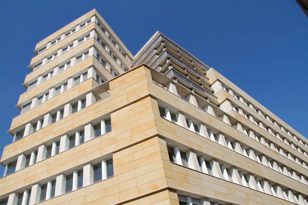 Oficinas Centrales de Mercedes-Benz AG