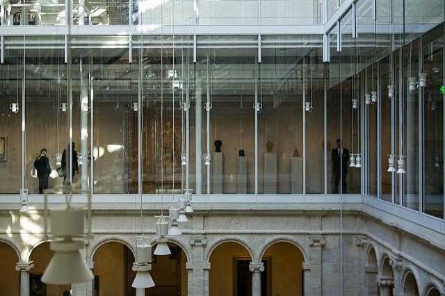 Renovación y ampliación de los museos de arte de Harvard