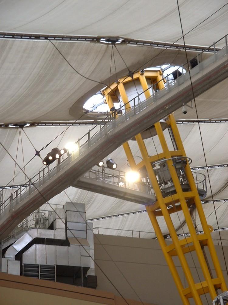 Edificio Millennium Dome