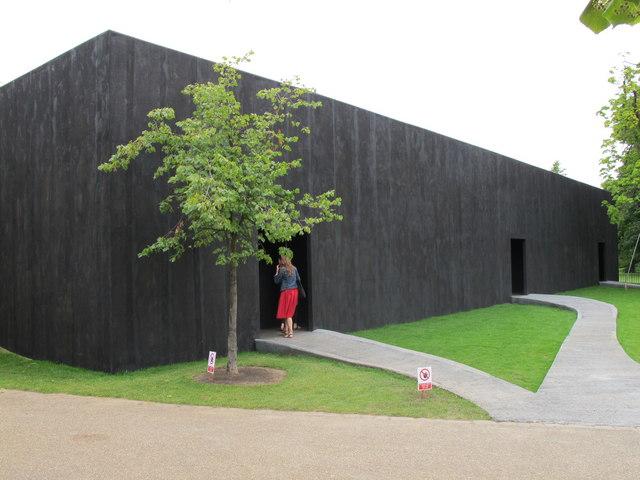 Pabellón de la Serpentine Gallery 2011