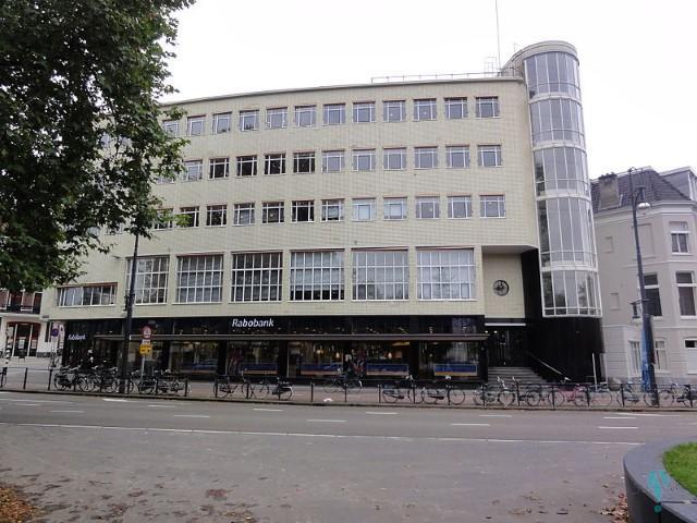 Edificio de oficinas de Nederlanden van 1845