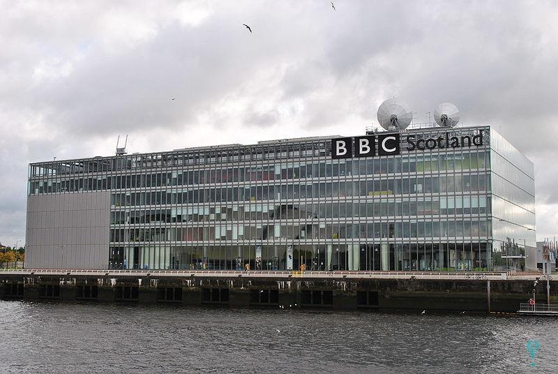 Nueva Sede BBC Scotland en Pacific Quay