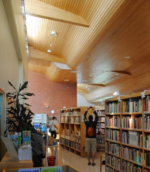 Biblioteca Municipal de Alajärvi