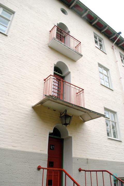Edificio de apartamentos Aira