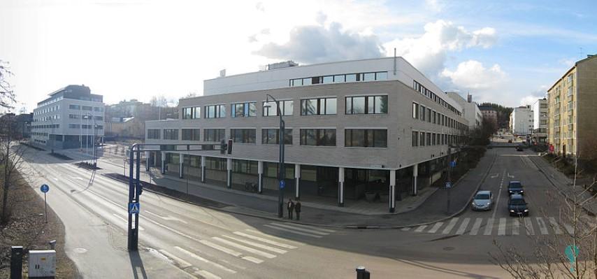 Comisaría central de policía
