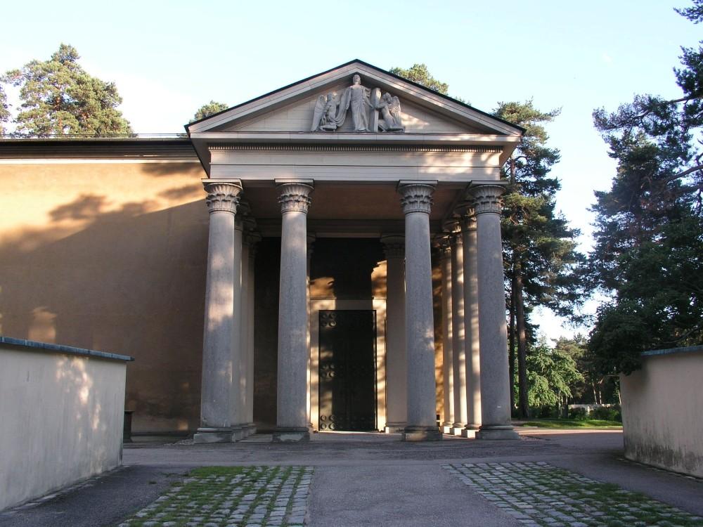 Cementerio del Bosque