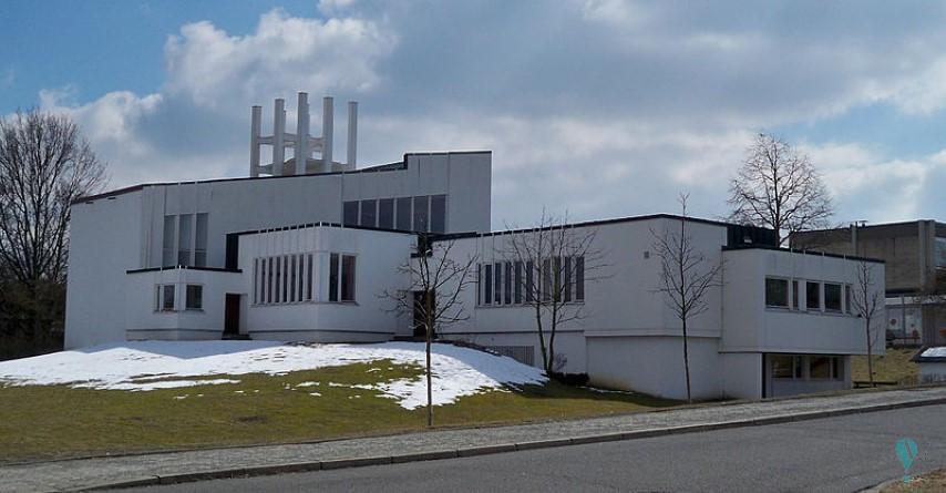 Iglesia en Wolfsburg (Stephanuskirche)