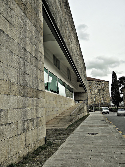 Centro de Arte Contemporáneo de Galicia