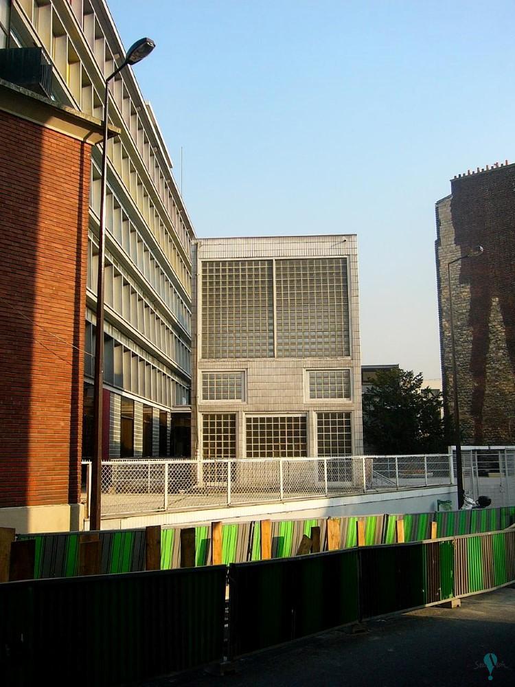 Edificio para el Ejercito de Salvacion