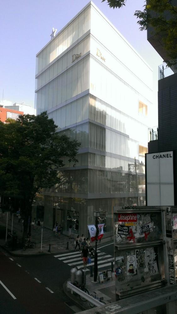 Dior Omotesando