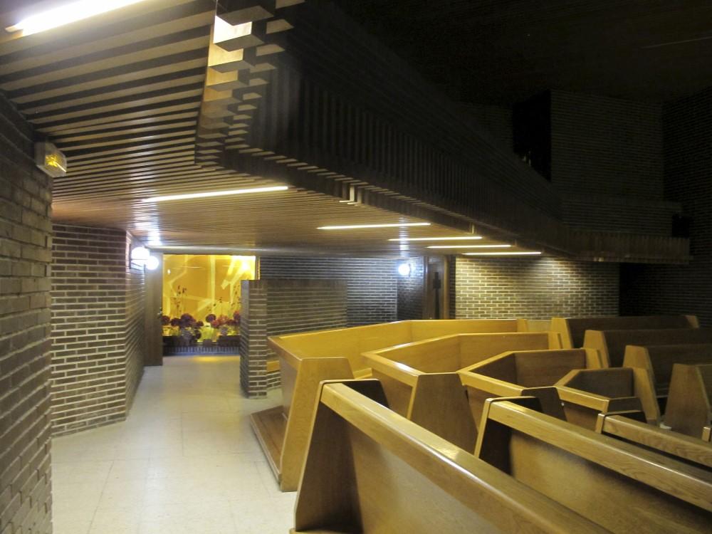 Antigua Residencia de Estudiantes Sagrada Familia