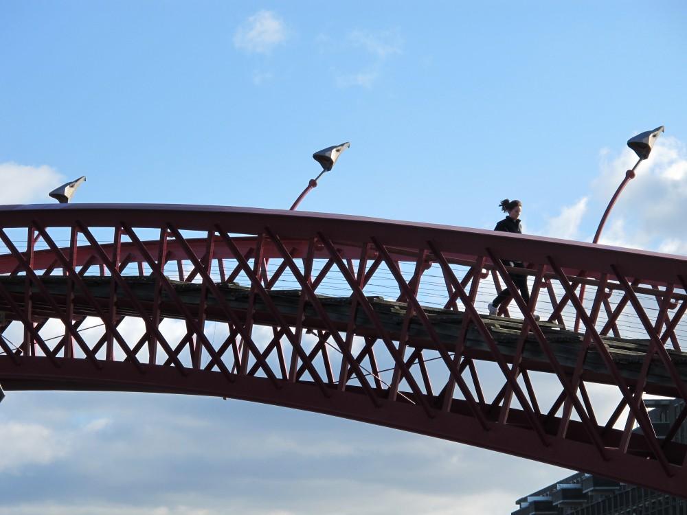 Puentes de Borneo-Sporenburg I