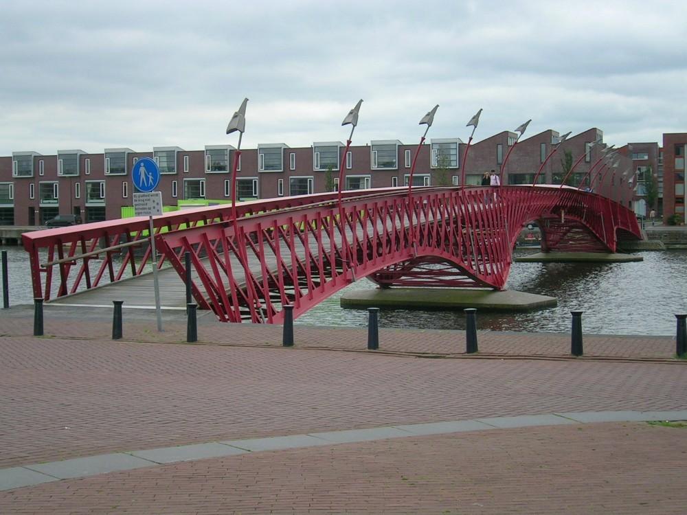 Puentes de Borneo-Sporenburg II