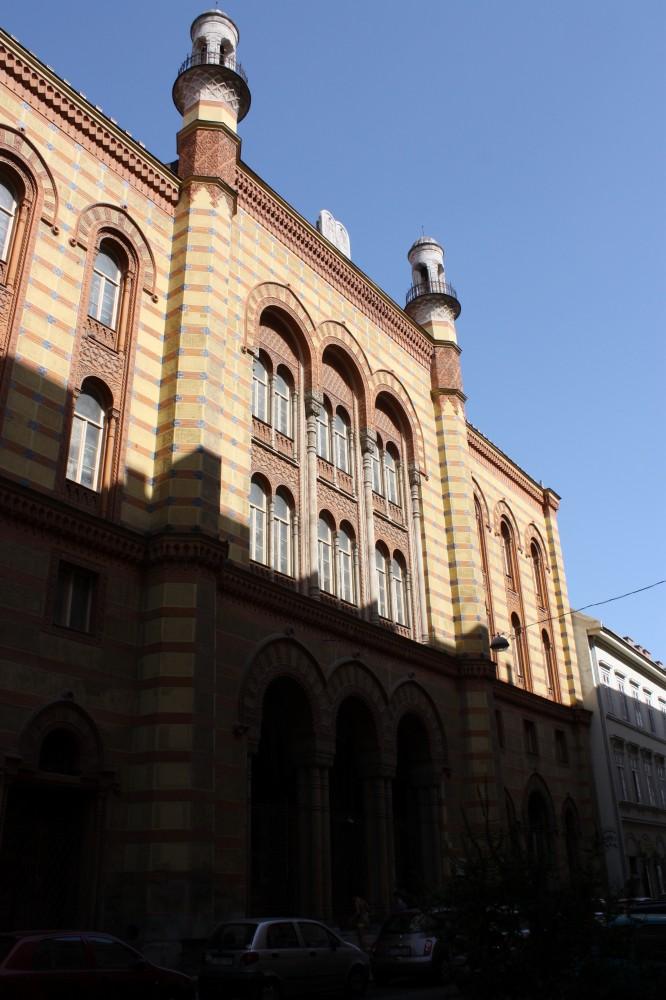 Sinagoga de Rumbach Street