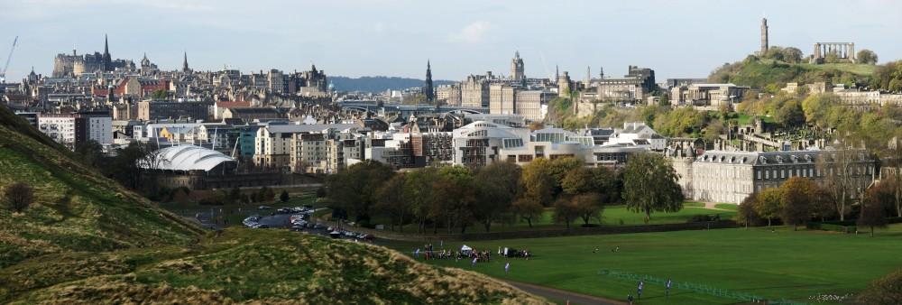 Nuevo Parlamento Escocés