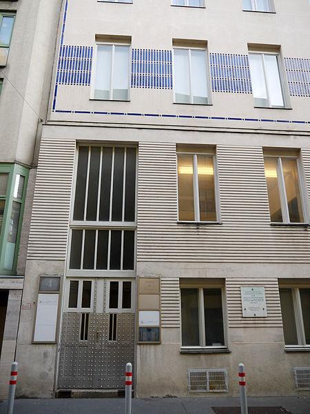 Edificio de viviendas en Döblergasse 4