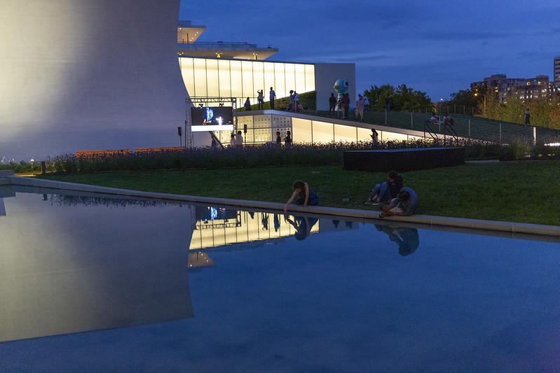 The REACH. Centro Kennedy para las Artes Escénicas