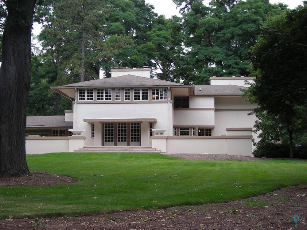 Casa de Mrs. A. W. Gridley