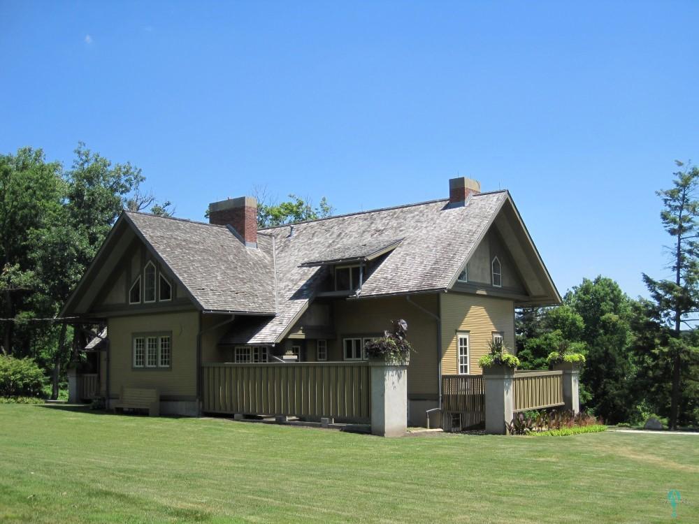 Casa de Col. George Fabyan