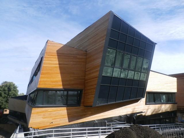 Centro Ogden para Física Fundamental en la Universidad de Durham