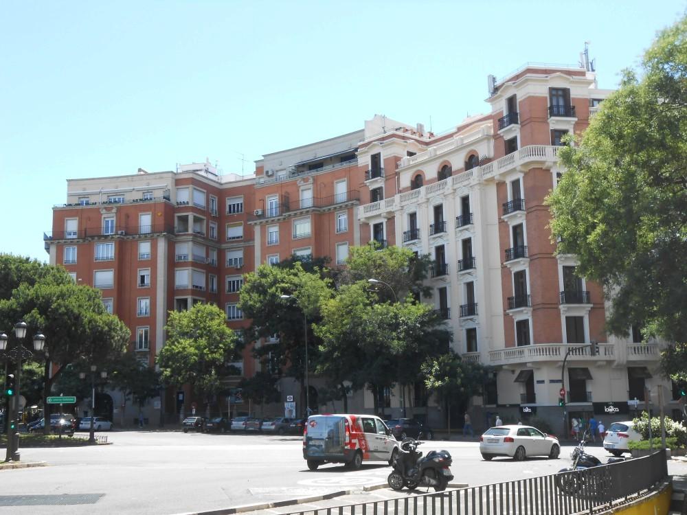 Edificio de Viviendas en la Plaza del Marqués de Salamanca