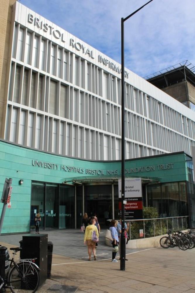 Ampliación de la Royal Infirmary