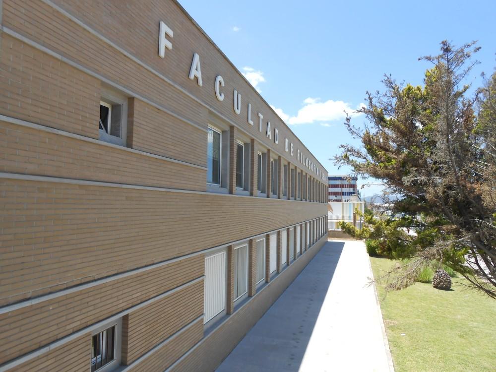 Facultad de Filosofía y Letras, Campus Universitario de Teatinos