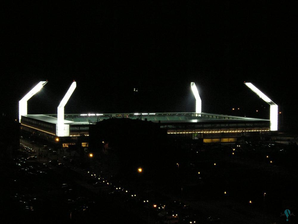 Estadio de fútbol La Balastera
