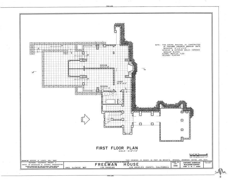 Casa Samuel Freeman