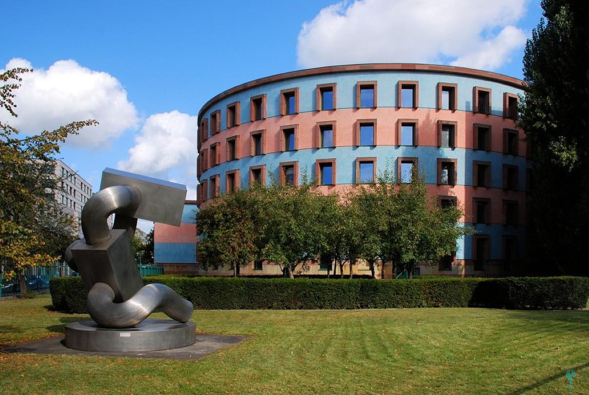 Centro de investigación de Ciencias sociales (Wissenschaftszentrum)