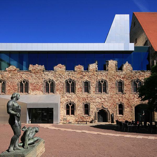 Ampliación del Museo Moritzburg
