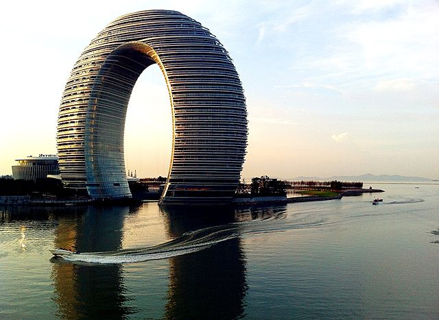 Resort Sheraton Huzhou Hot Spring