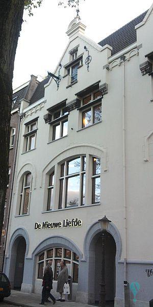 Edificio 'De Nieuwe Liefde'