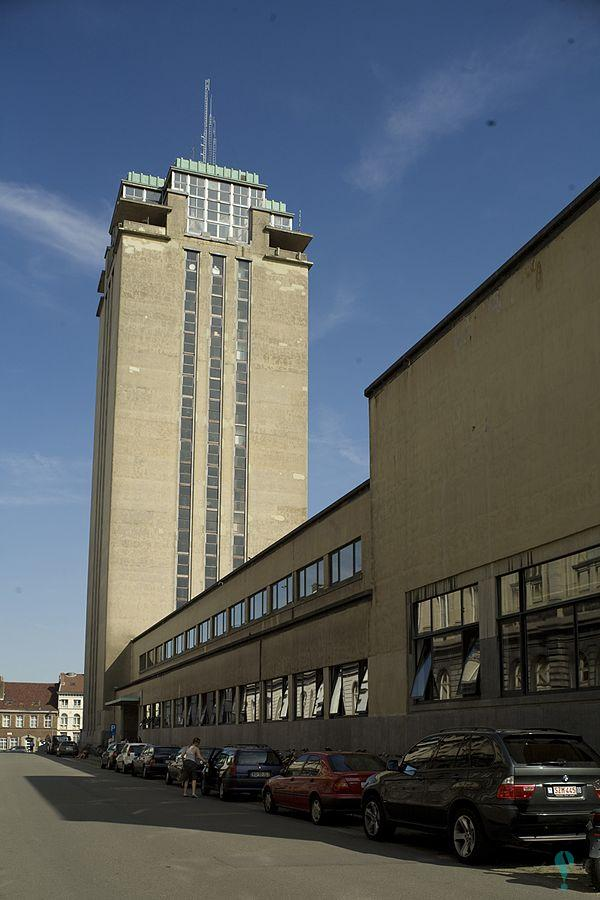 Biblioteca de la Universidad de Gante 'Boekentoren'