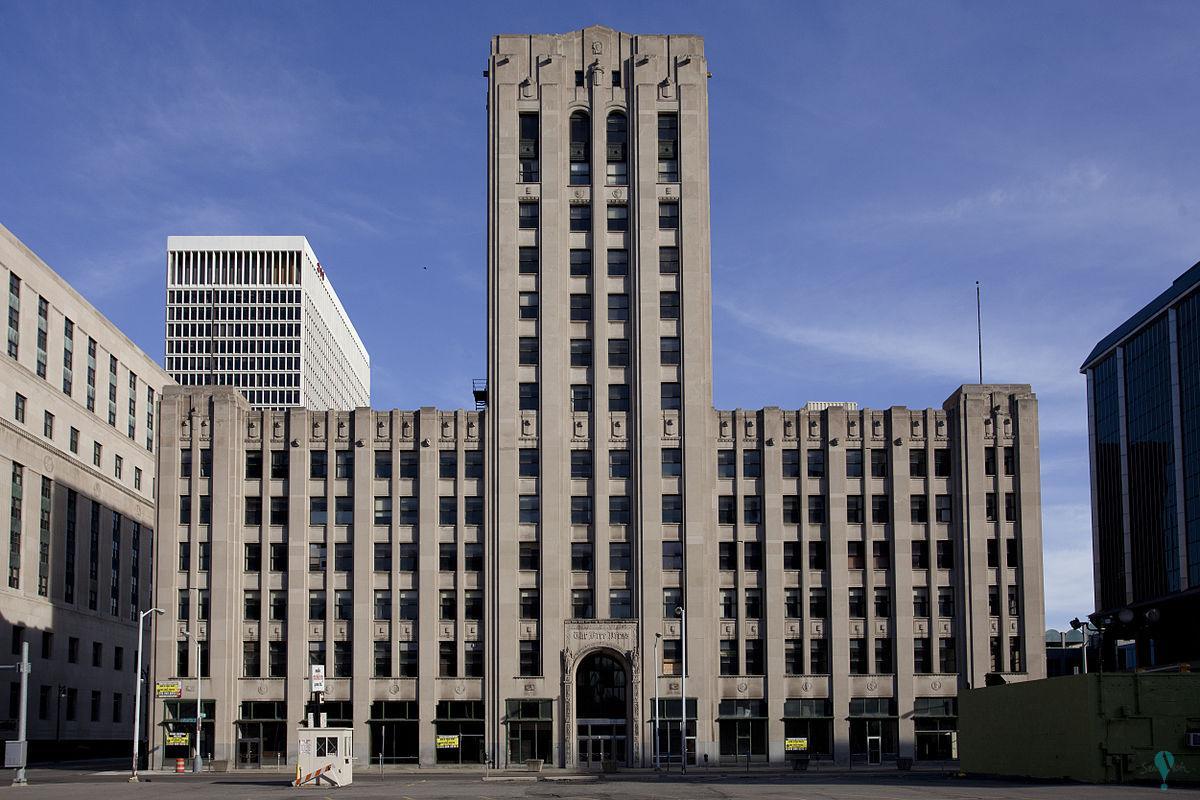 Sede de la Prensa Libre de Detroit