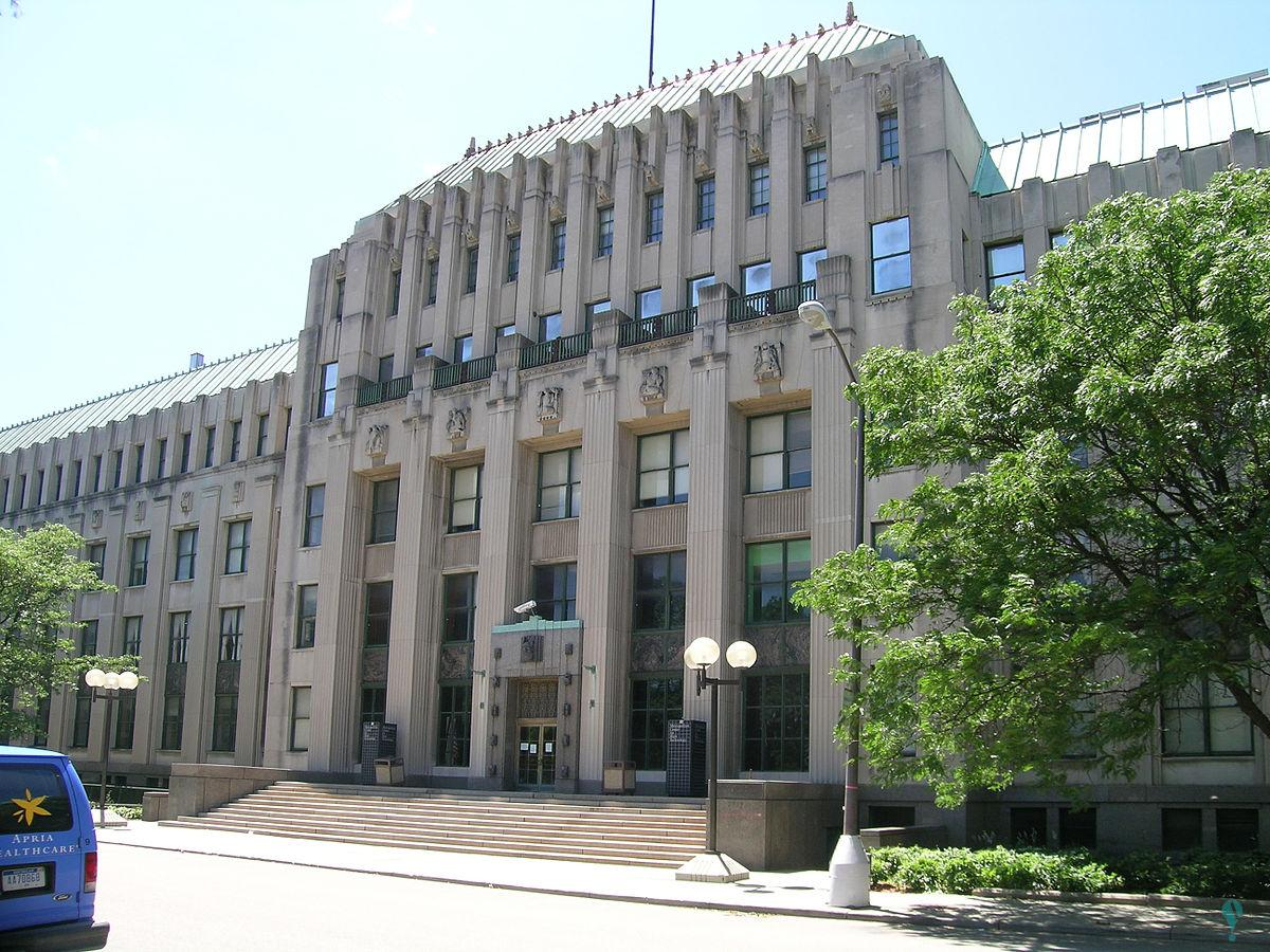 Oficinas centrales S.S. Kresge World